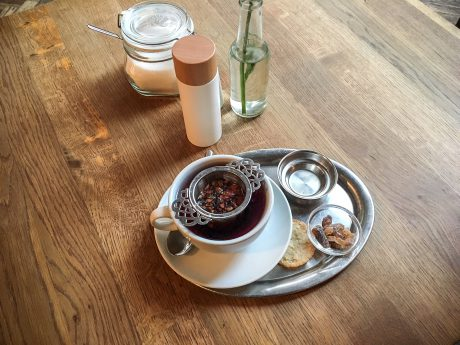 Tee. Symbolfoto: Melissa Schnabel
