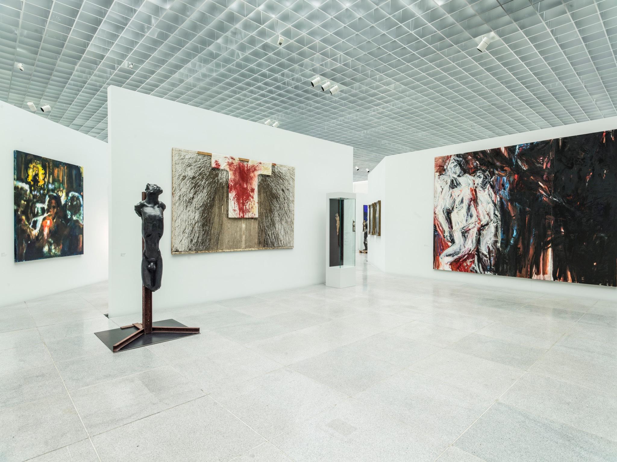 Blick in die Dauerausstellung des MAD. Foto: Dirk Nitschke