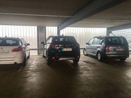 Falschparker sollen in England zukünftig per App gemeldet werden können. Foto: Sabine Müller