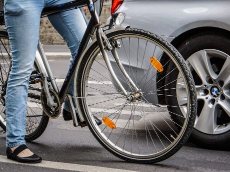 Symbolbild Fahrrad: Dominik Ziegler