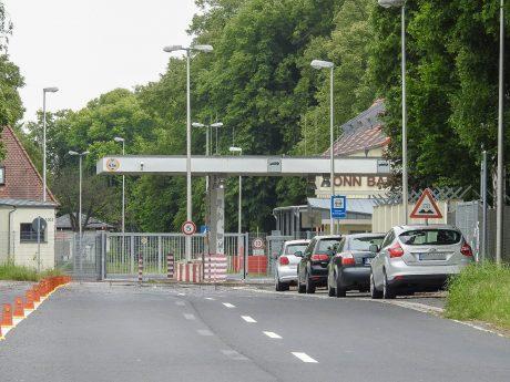 Die Conn-Barracks bei Schweinfurt. Foto: Dirk Flieger
