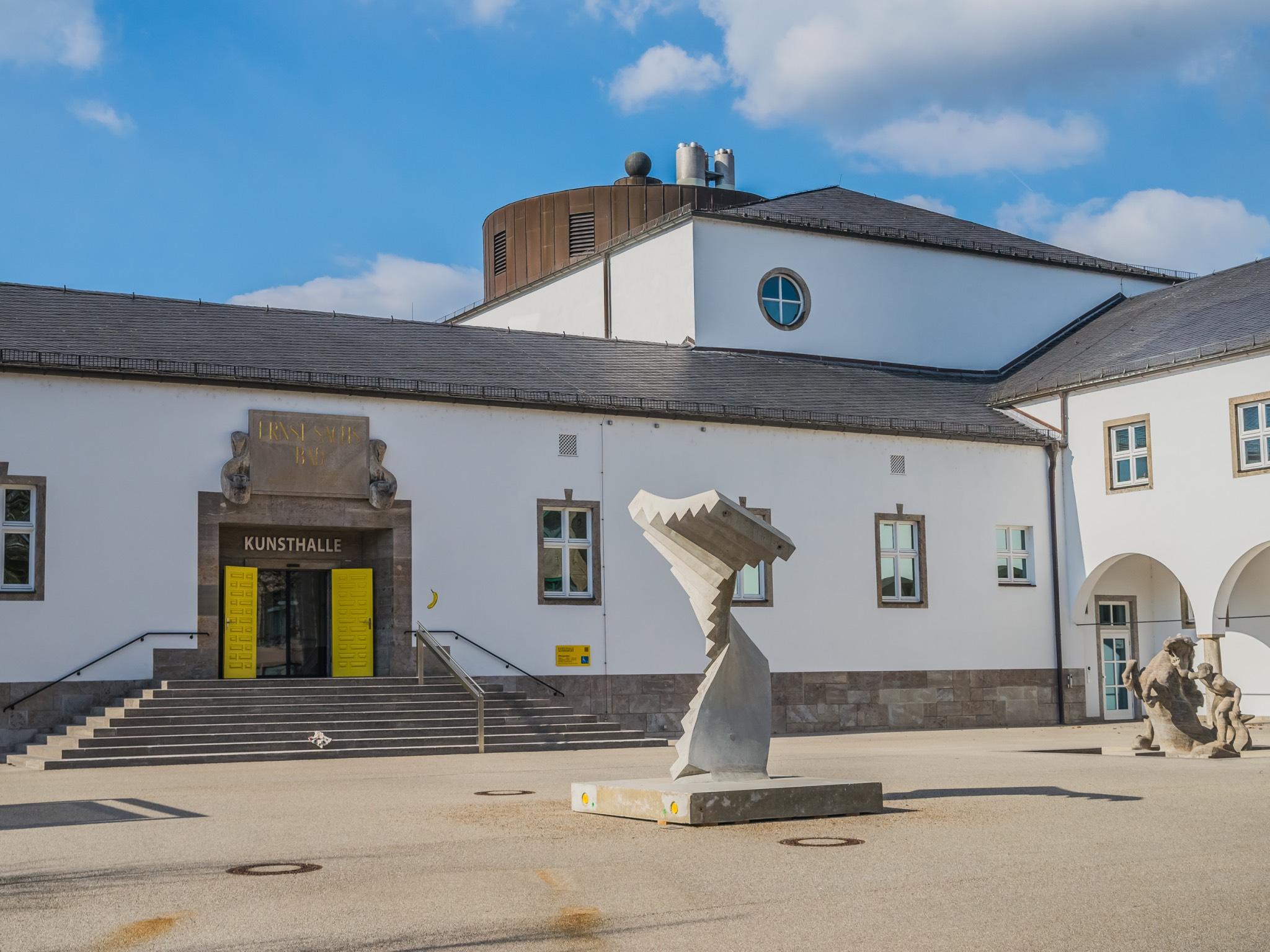 Kunsthalle Schweinfurt. Foto: Pascal Höfig