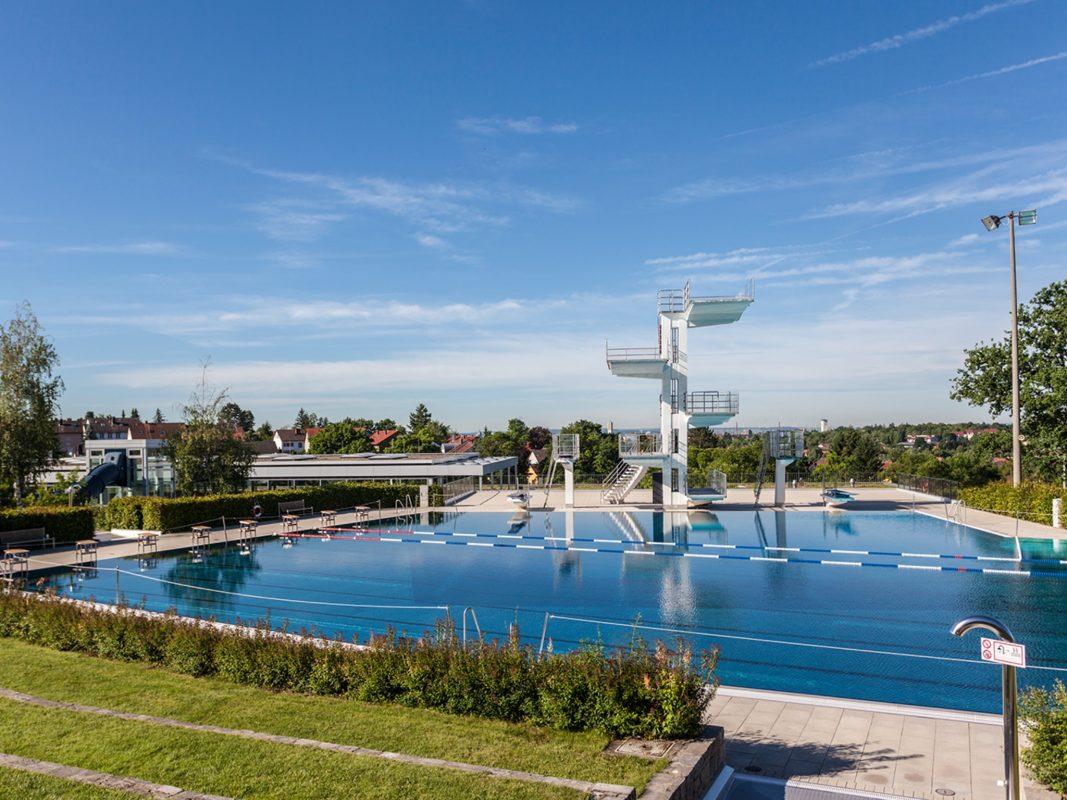 Sport- und Freizeitbad SILVANA. Foto: Stadtwerke Schweinfurt