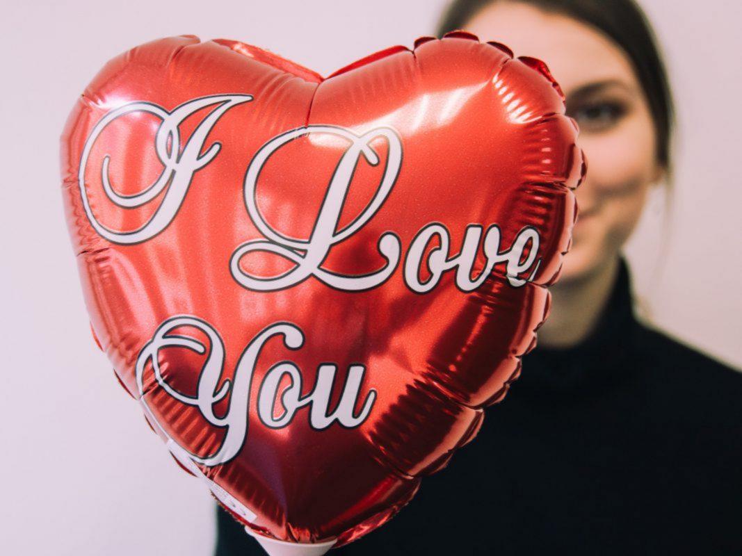 Ich liebe dich! Symbolfoto: Anja Reichert / Barbara Duna