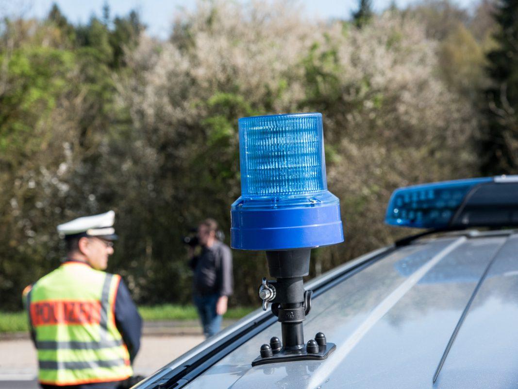 Polizeikontrolle. Foto: Pascal Höfig