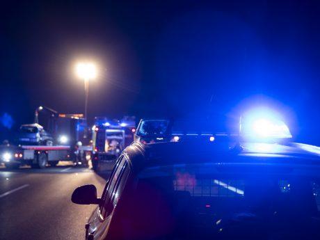 Unfall auf der Autobahn. Symbolfoto: Pascal Höfig