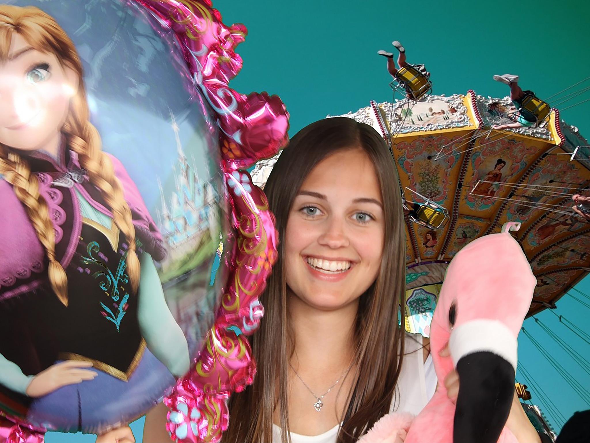 Platz 2 für Milena Hammer aus Niederwerrn. Foto: Stadt Schweinfurt