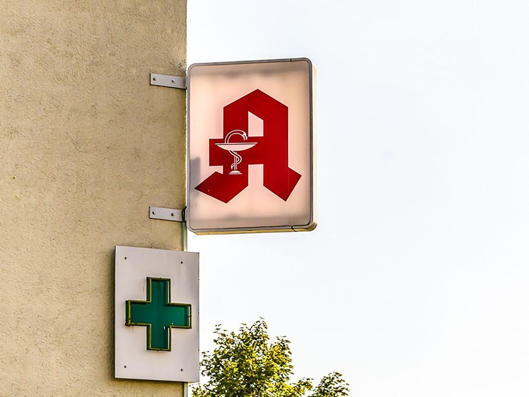 Apotheke. Symbolfoto: Pascal Höfig