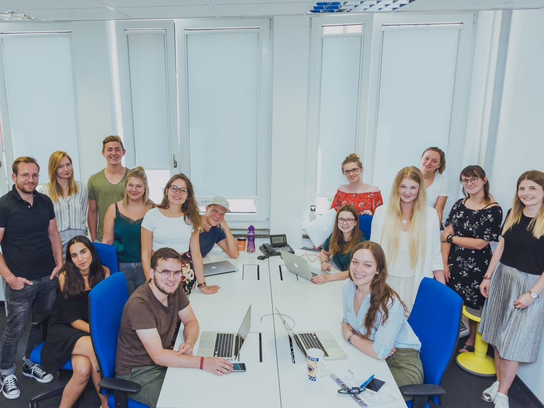 Das Team der Papay Landois GmbH. Foto: Pascal Höfig