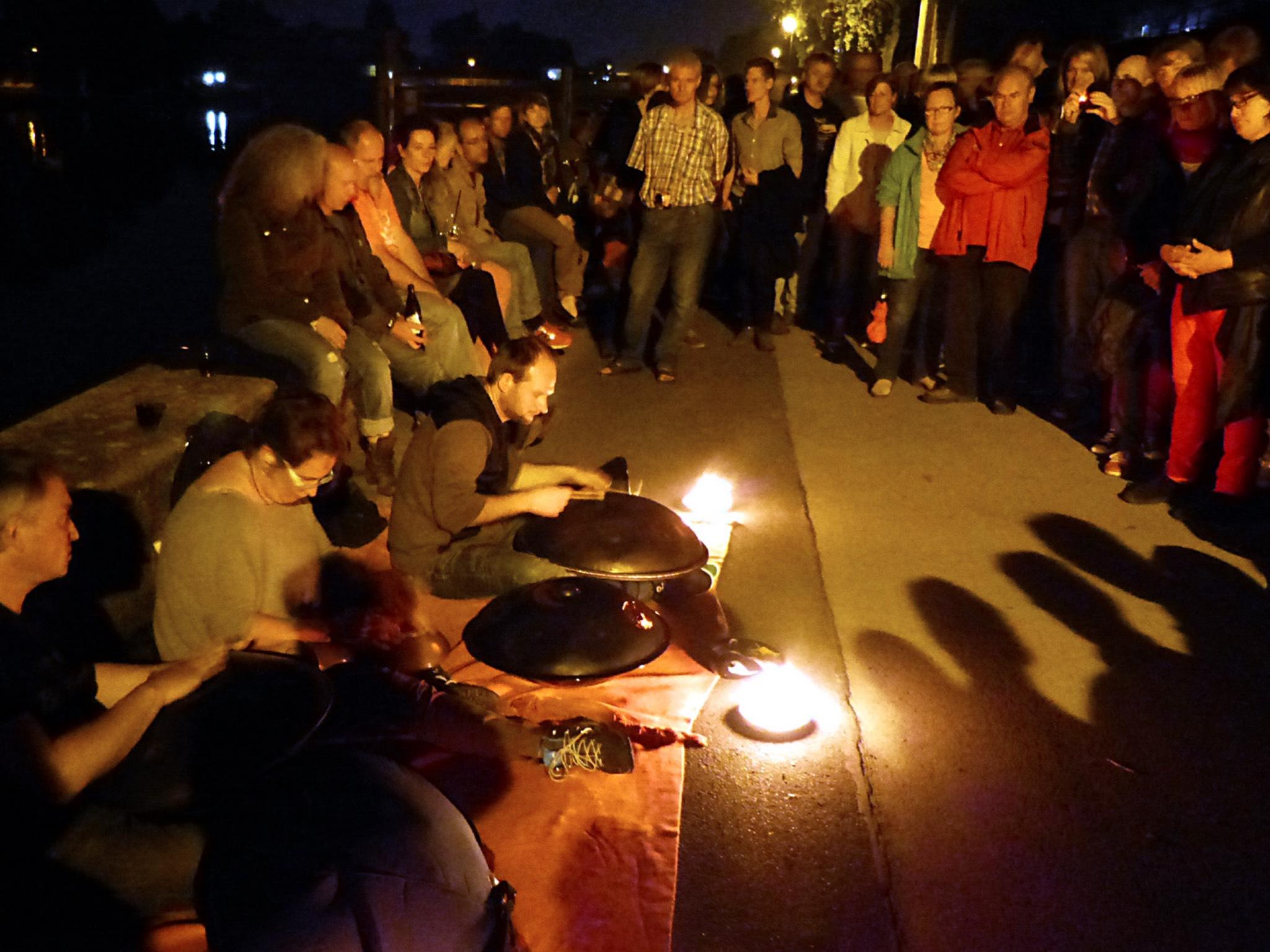 Auch bis spät in den Abend hinein wird viel geboten. Foto: KulturPackt Schweinfurt e.V.