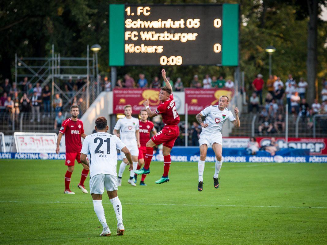 Derby. Schnuedel gegen Kickers. Foto: Pascal Hoefig.
