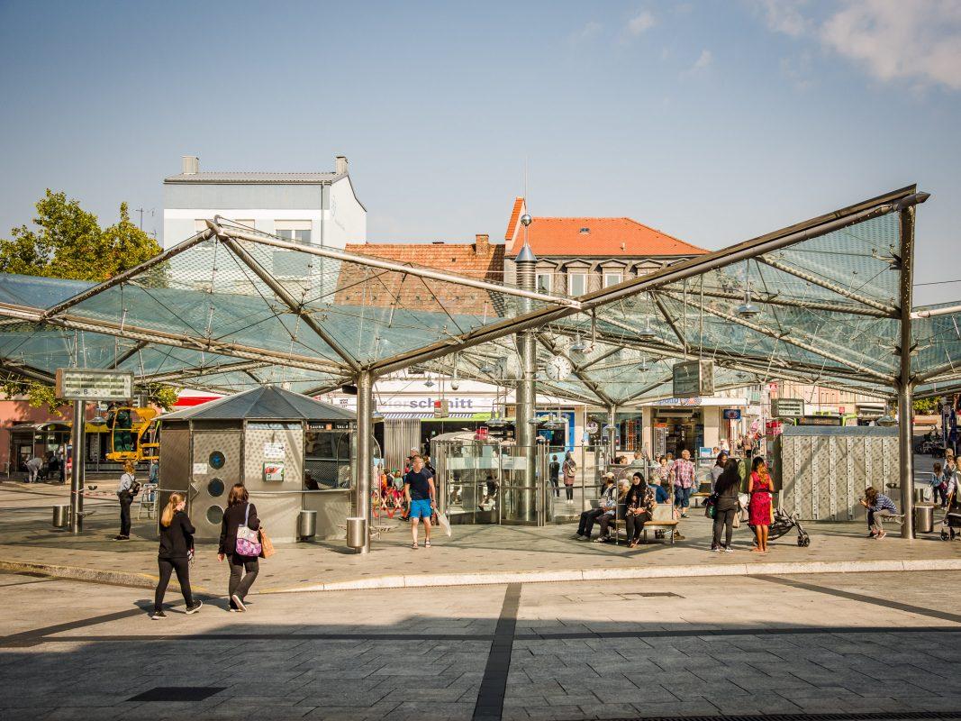 Der Roßmarkt. Foto: Pascal Höfig