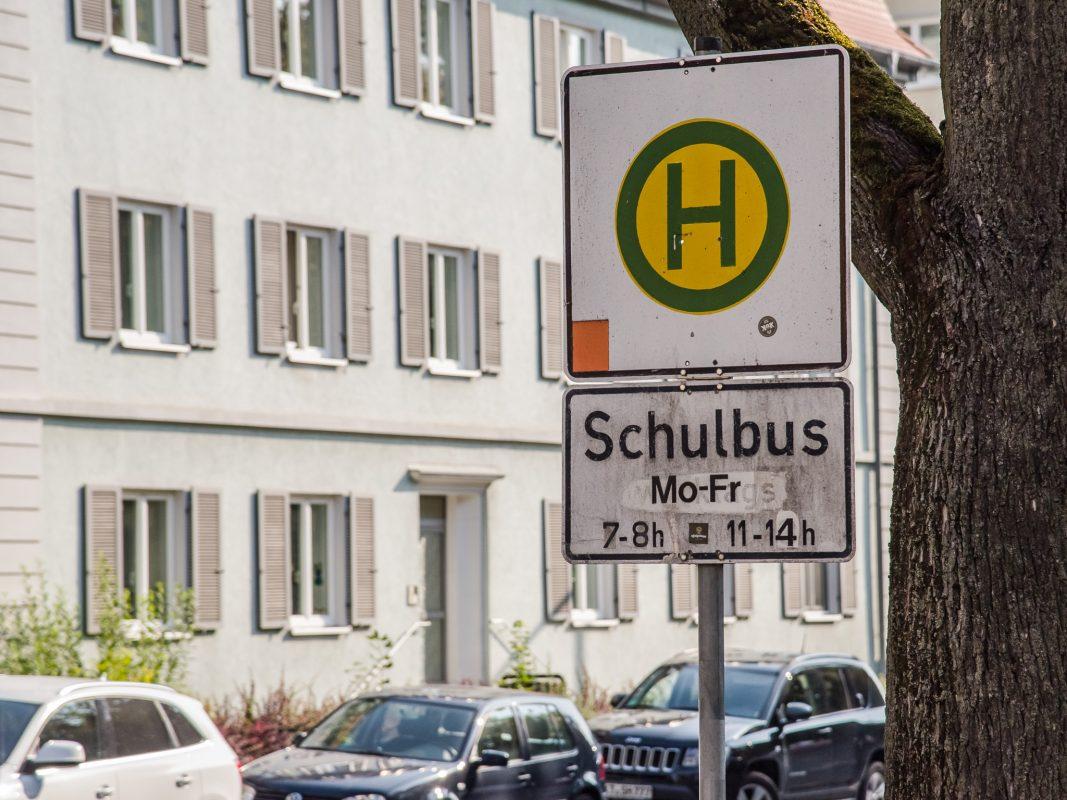 Schulbus. Foto: Pascal Höfig