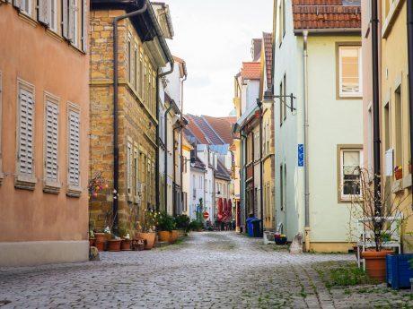 Gassen im Stadtteil Zürch. Foto: Pascal Höfig