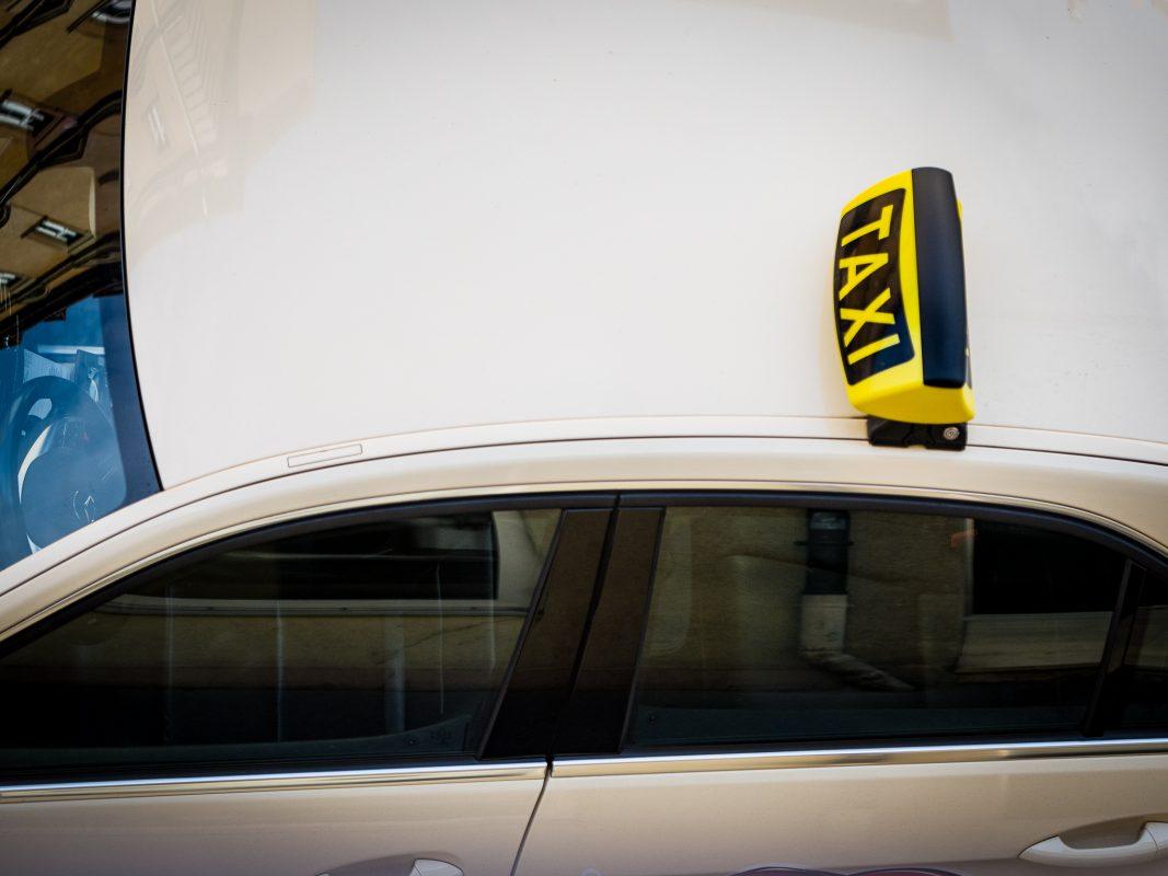 Taxi. Symbolfoto: Pascal Höfig