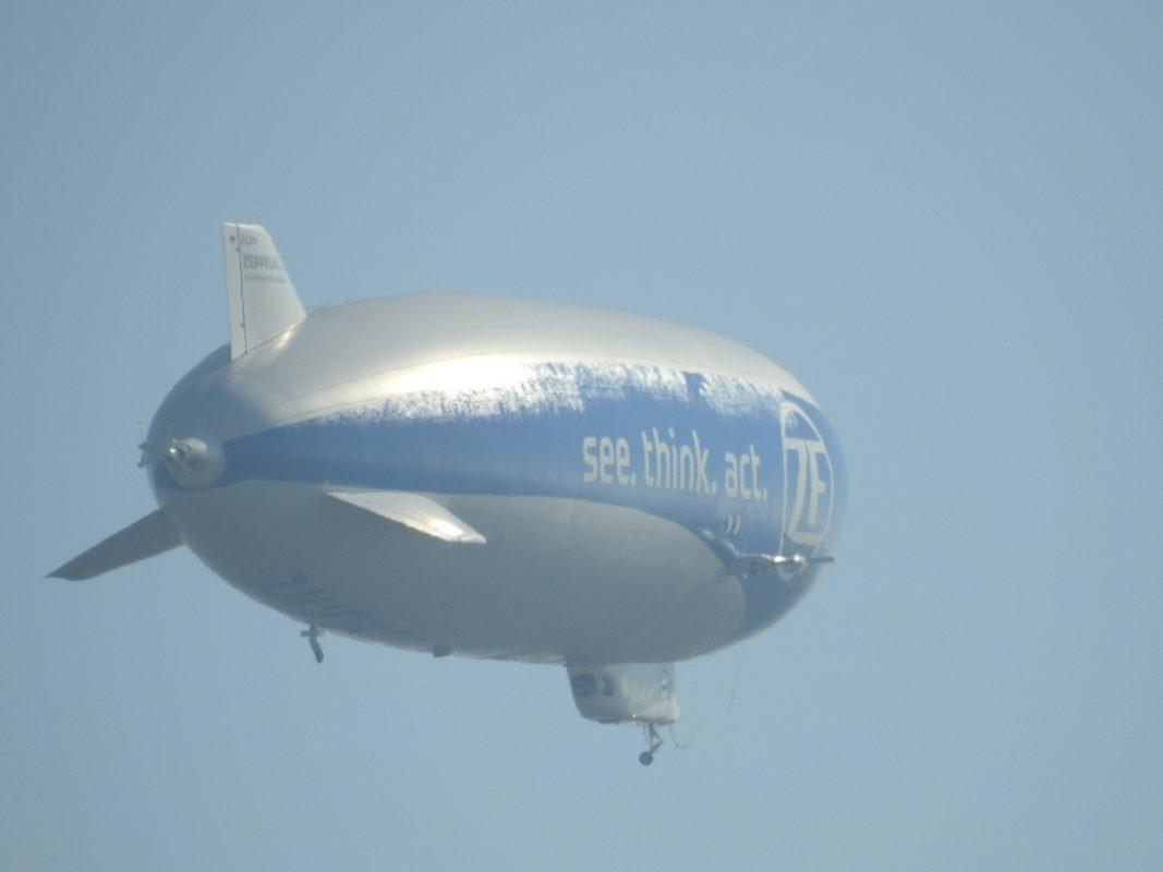 ZF Zeppelin NT. Foto: Dirk Flieger