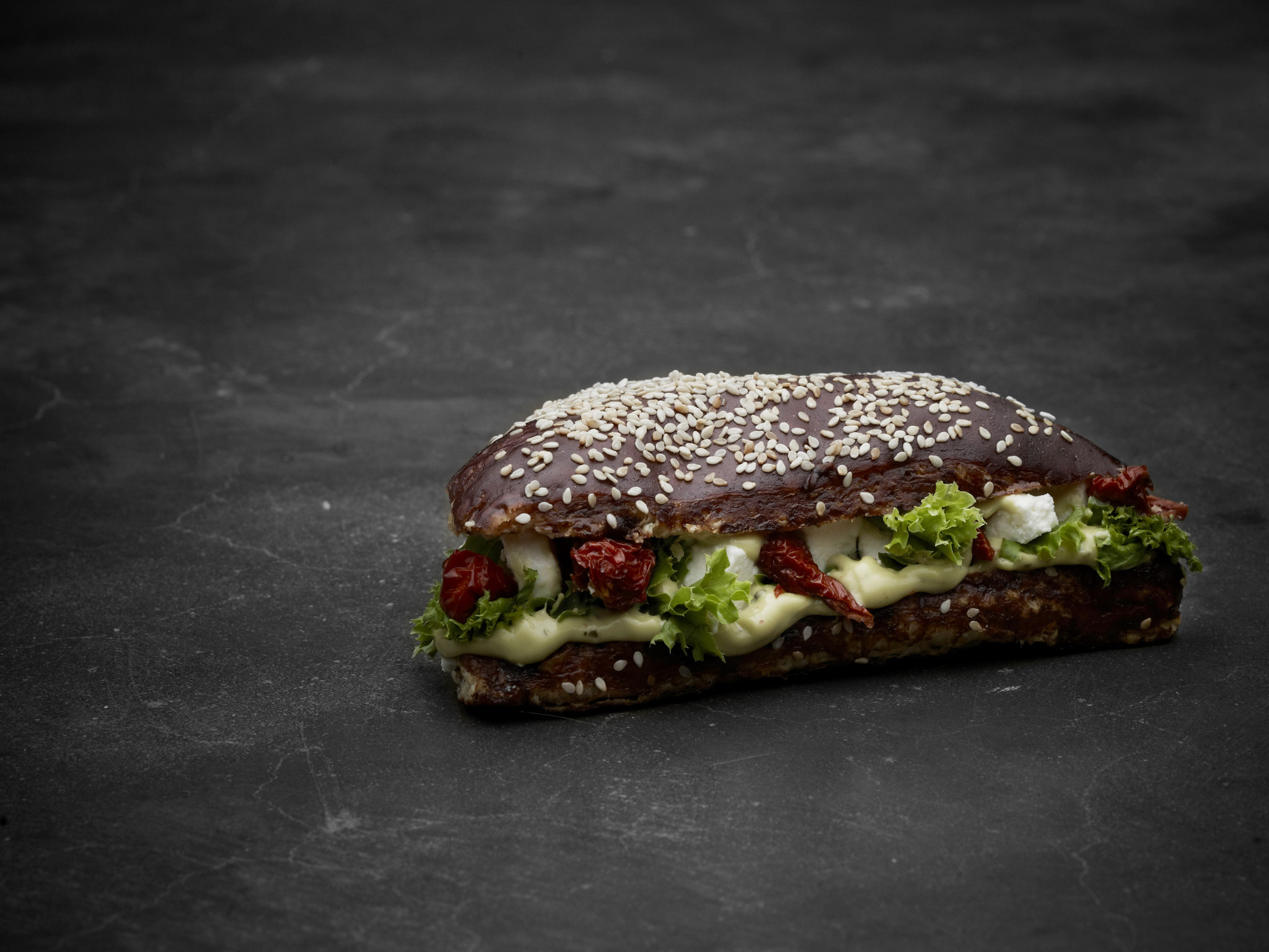 Gesund und lecker: Der Snack des Monats der Bäckerei Papperts. Foto: Bäckerei Papperts