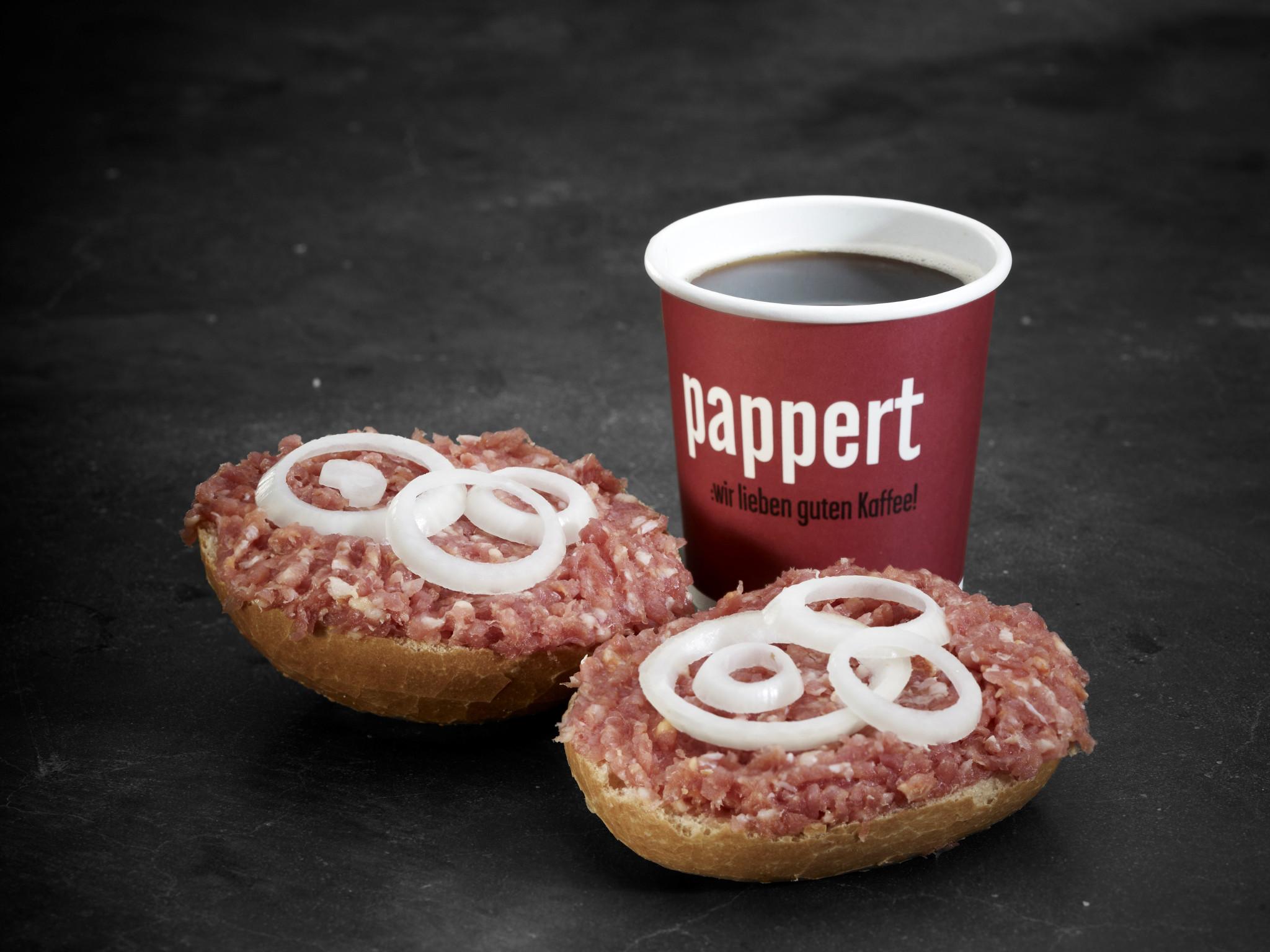 Frühstück für Kerle: Das Handwerker-Paket. Foto: Bäckerei Papperts
