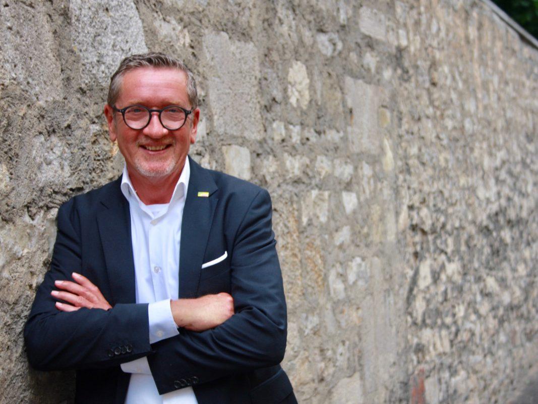 Wolfram Fischer von der FDP. Foto: FDP Würzburg-Stadt