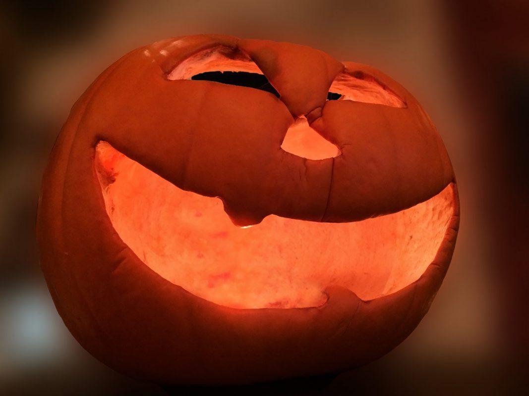 Symbolbild Halloween. Foto: Pascal Höfig