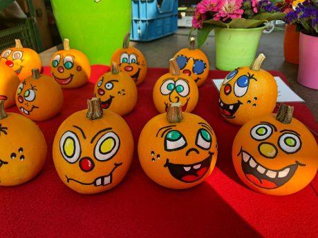 Die Herbstmärkte- Zeit beginnt wieder. Foto: Sarah Willer