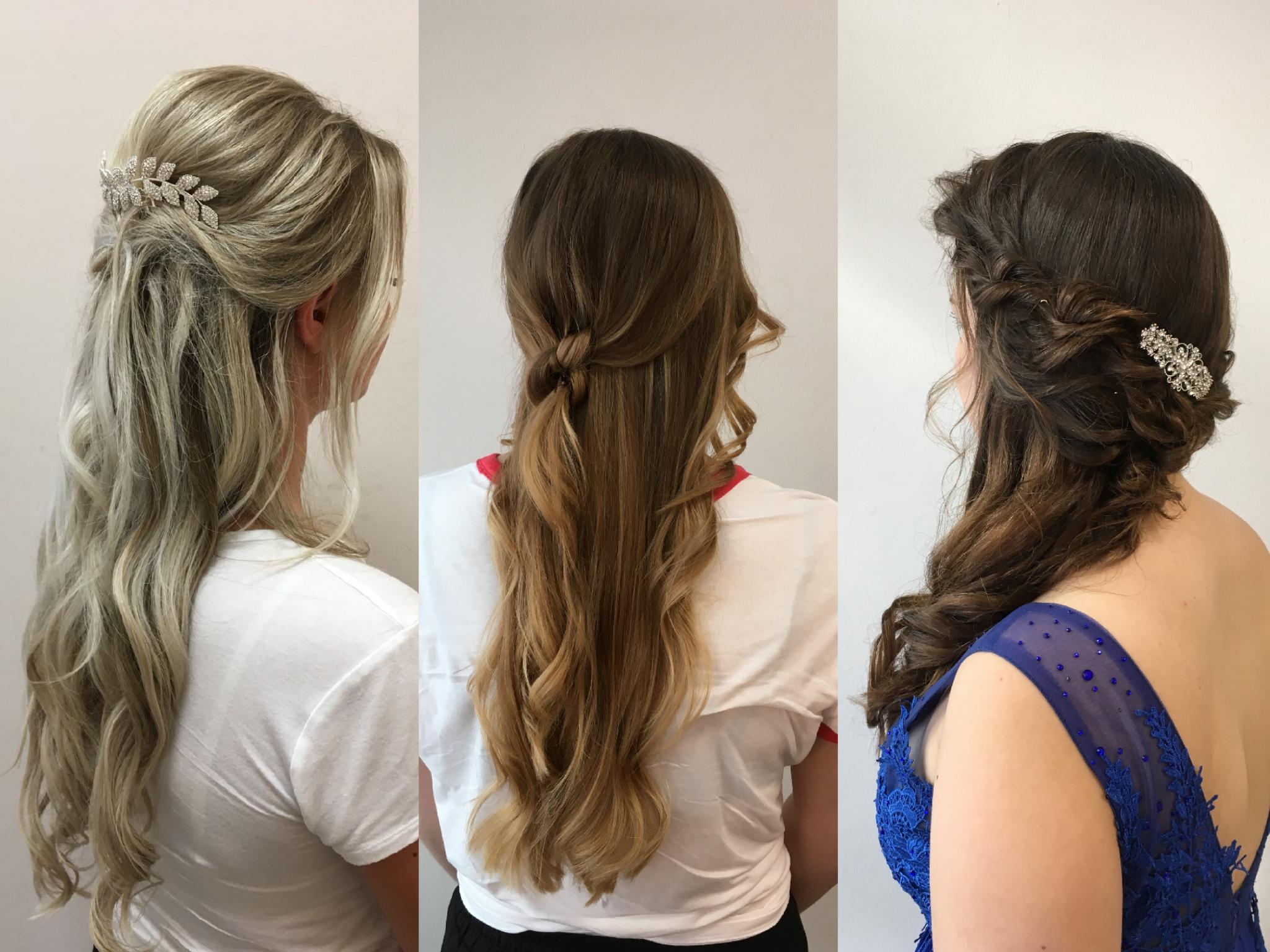 Der natürliche Look ist in! Ganz ungestyled sollten die Haare allerdings nicht sein. Foto: Salon Haarmonie