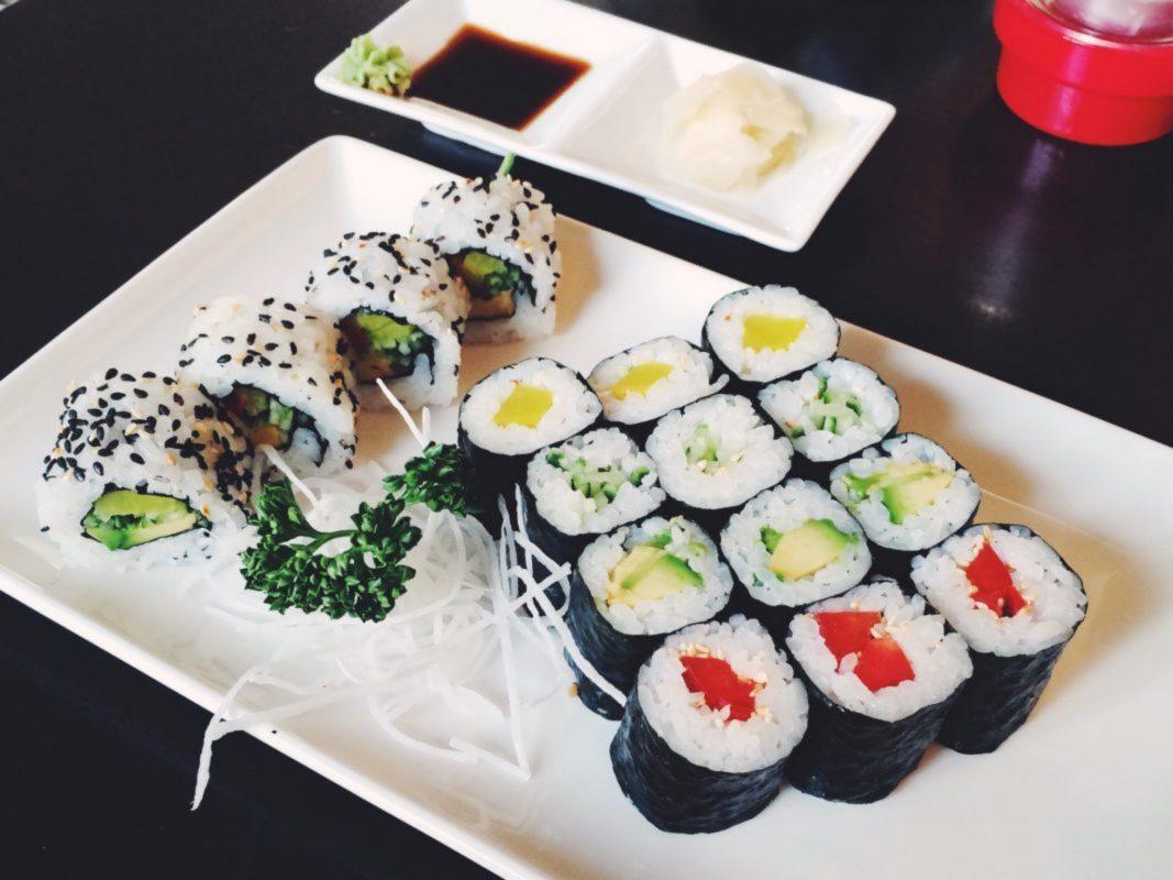 Asiatische Köstlichkeiten. Symbolfoto: Meliz Kaya