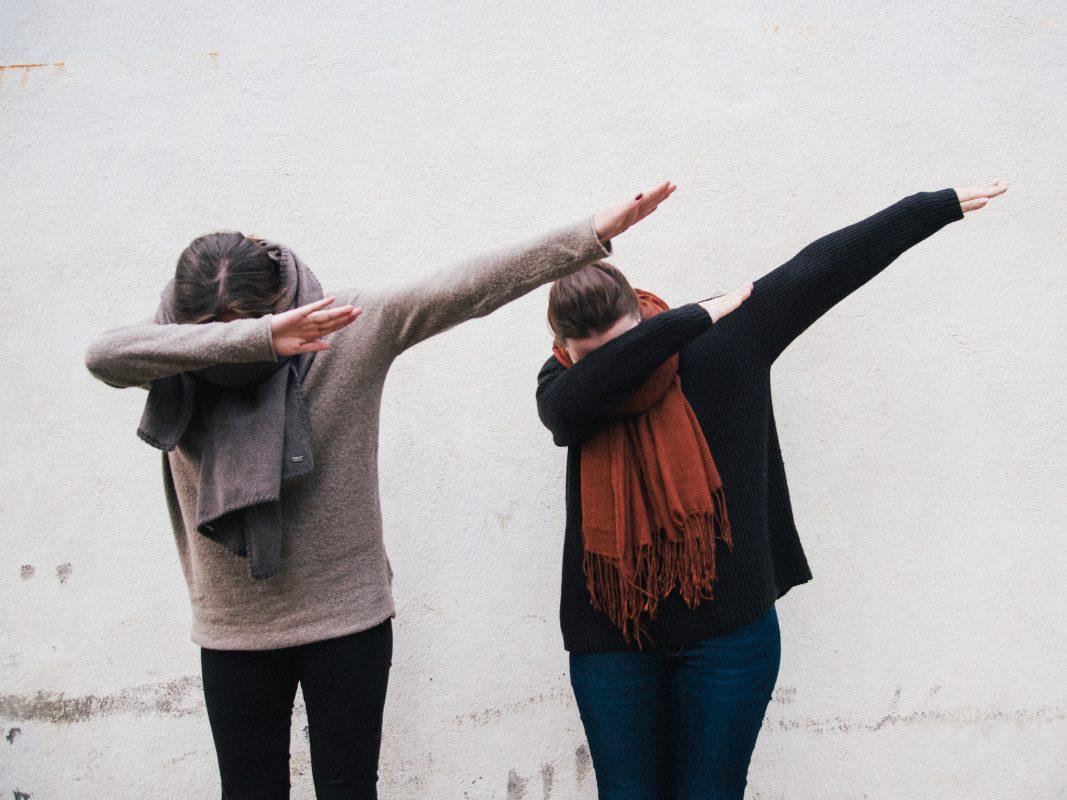 Dab, Jugendtrends, Tanz, Bewegung