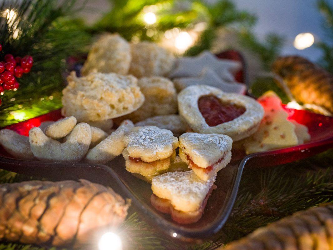 Plätzchen zu Weihnachten. Foto: Pascal Höfig