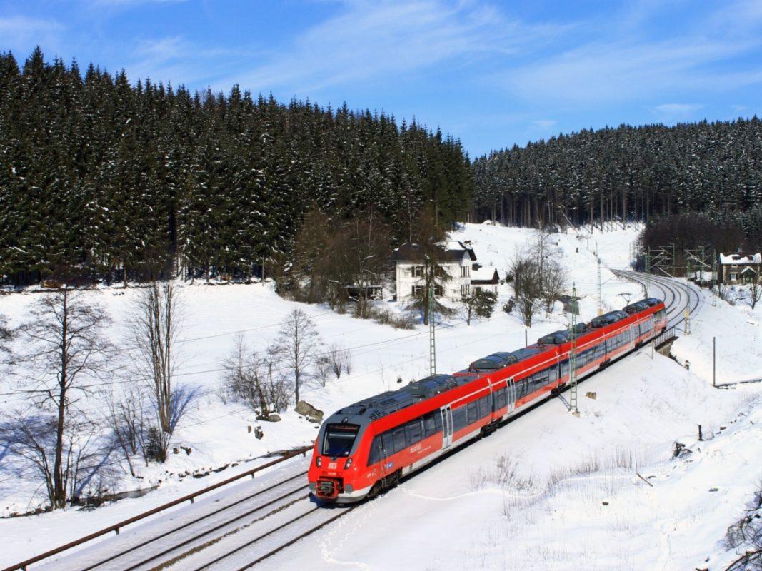 DB, Deutsche Bahn