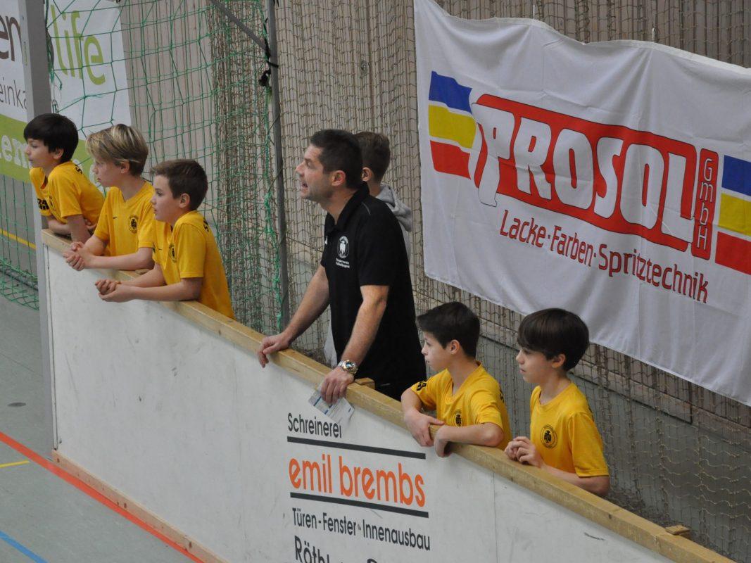 Günter Perl (ehm. Bundesliga Schiedsrichter) ist auch beim Main Soccer Cup 2019 mit seiner Mannschaft SV Pullach dabei. Foto: STS Sport Events