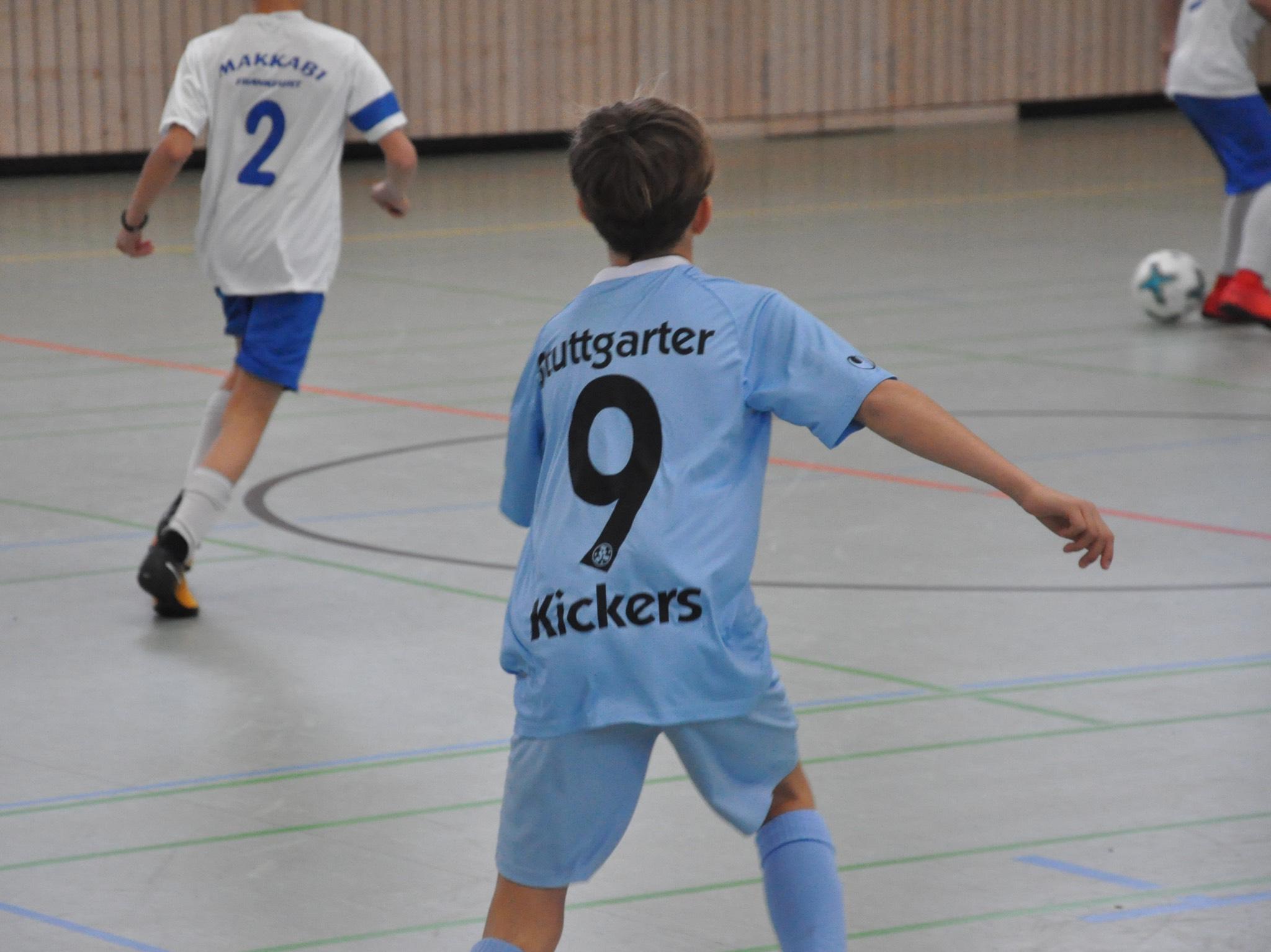 Die Stuttgarter Kickers sind auch in diesem Jahr wieder dabei. Foto: STS Sport Events