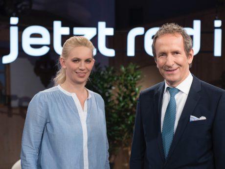Franziska Storz und Tilmann Schoeberl freuen sich auf eine lebhafte und kontroverse Diskussion mit allen Bürgerinnen und Bürgern. Foto: BR Fernsehen