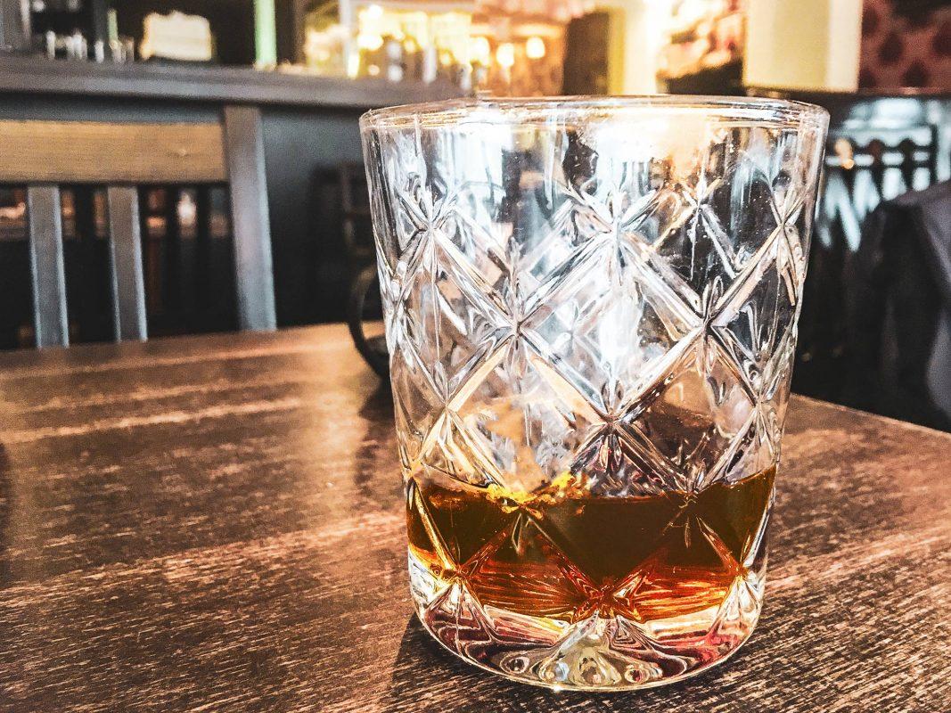 Ein Glas Whisky. Foto: Pascal Höfig