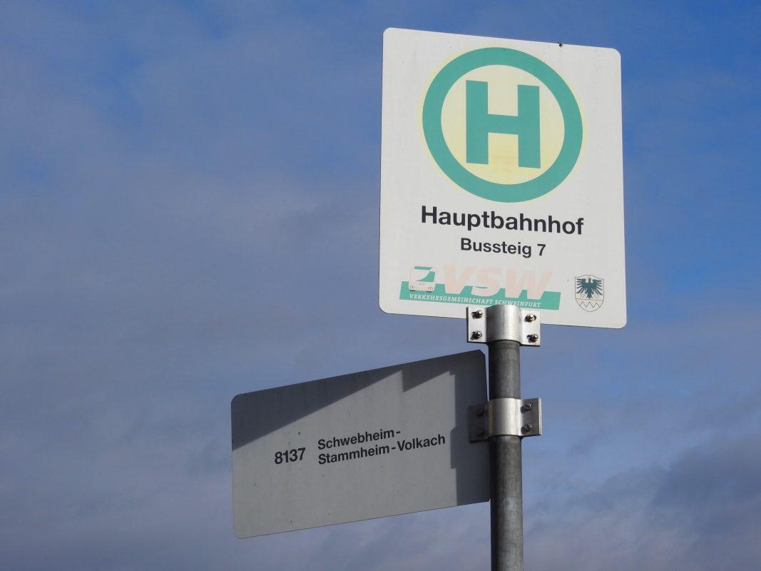 Fahrplanänderungen u.a. für die Linie 8137. Foto: Dirk Flieger