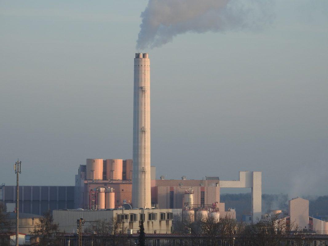 Das Gemeinschaftskraftwerk Schweinfurt. Foto: Dirk Flieger