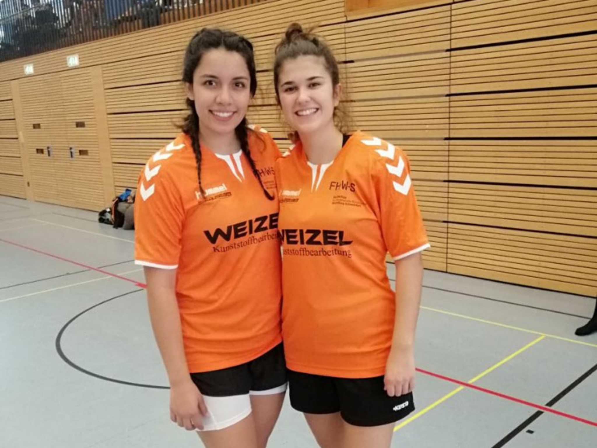 Carolina Torres stammt aus Mexiko und studiert in Schweinfurt. Foto: Carolina Torres