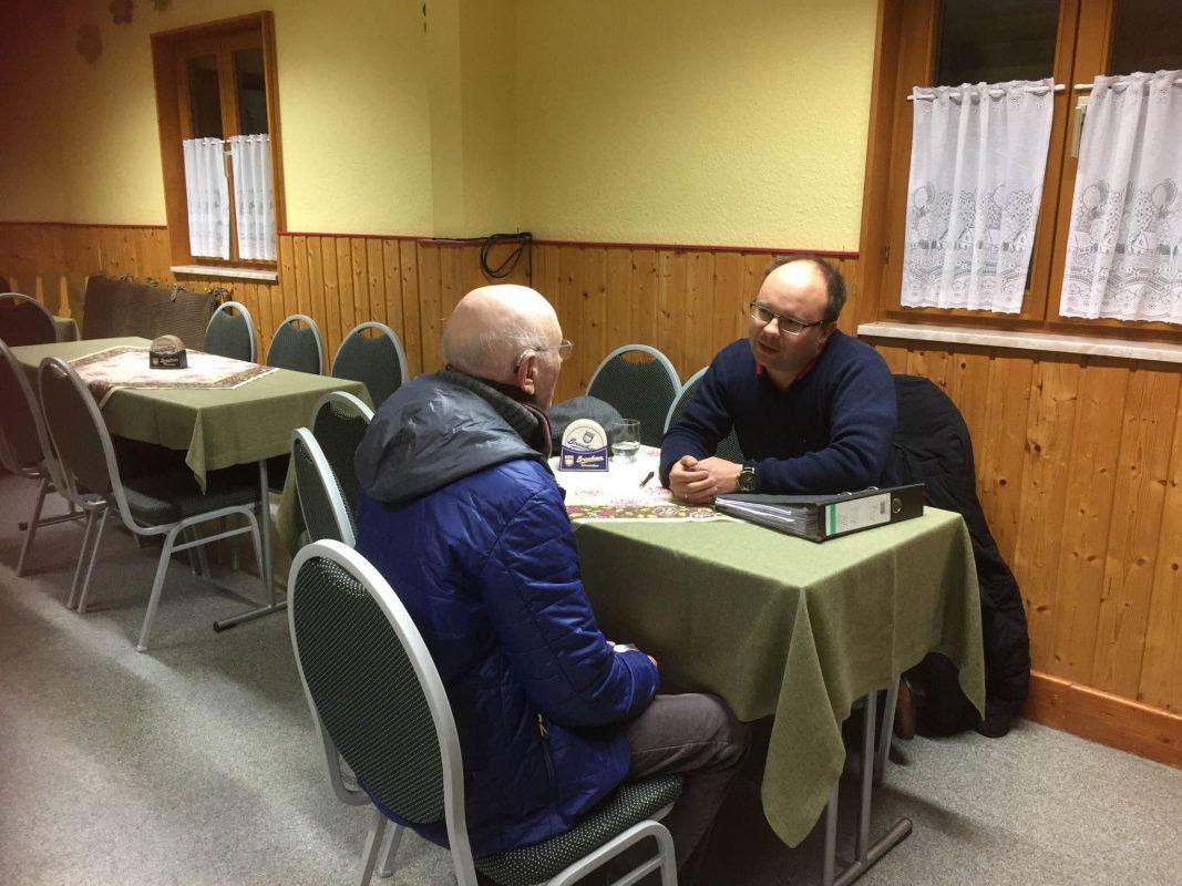 Am 12.03.2019 fand die erste kostenlose Rechtsberatung des SPD Ortsvereins Hochfeld Deutschhof Steinberg Haardt statt. Weitere Sprechstunden finden nun immer am zweiten Dienstag im Monat statt. Foto: Jutta Greber.