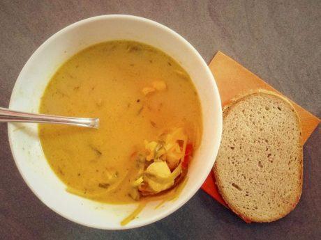 Wo gibts in Schweinfurt die besten Suppen? Foto: Dominik Ziegler