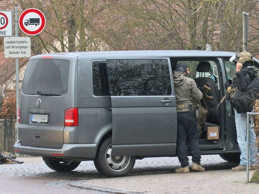 Spezialeinsatzkommando im Einsatz. Symbolfoto: Pascal Höfig