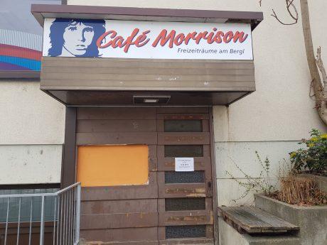 Übergangslösung: Das Café Morrison als Jugendtreff am Bergl. Foto: Dirk Flieger