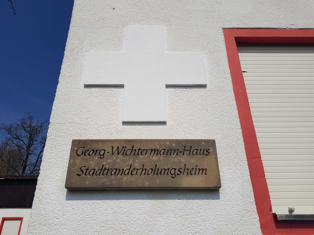 Georg-Wichtermann-Haus in Zell. Foto: Dirk Flieger