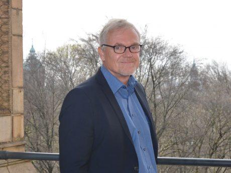 Holger Laschka, Pressesprecher der Grünen-Landtagsfraktion. Foto: Lena Motzer