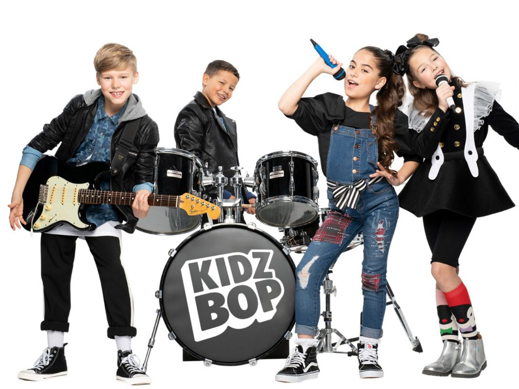 Die erste deutsche KIDZ Bop Band. Foto: Olga Held.