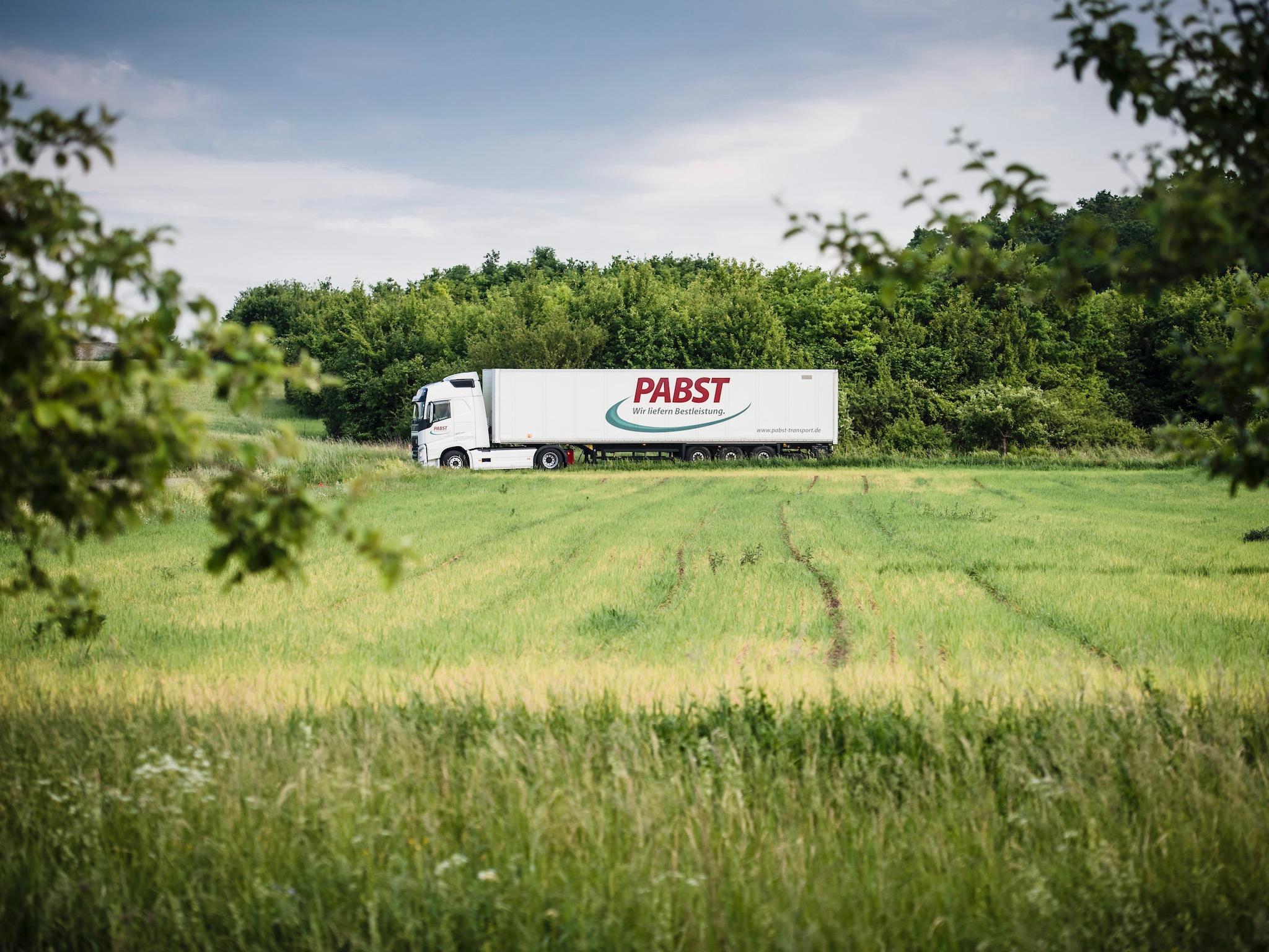 Als Kraftfahrer die Welt sehen. Foto: Pabst Transport