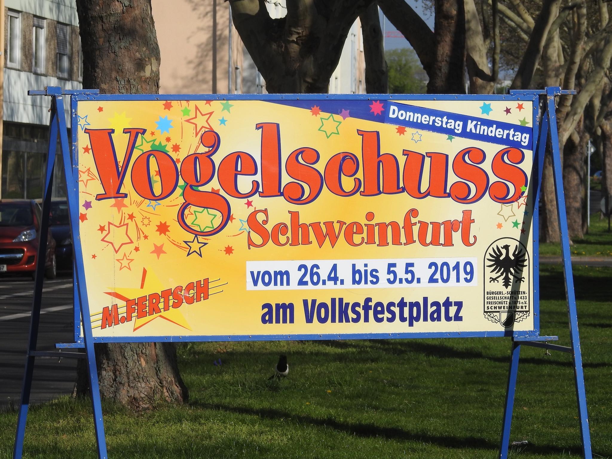 Vogelschuss 2019. Foto: Dirk Flieger