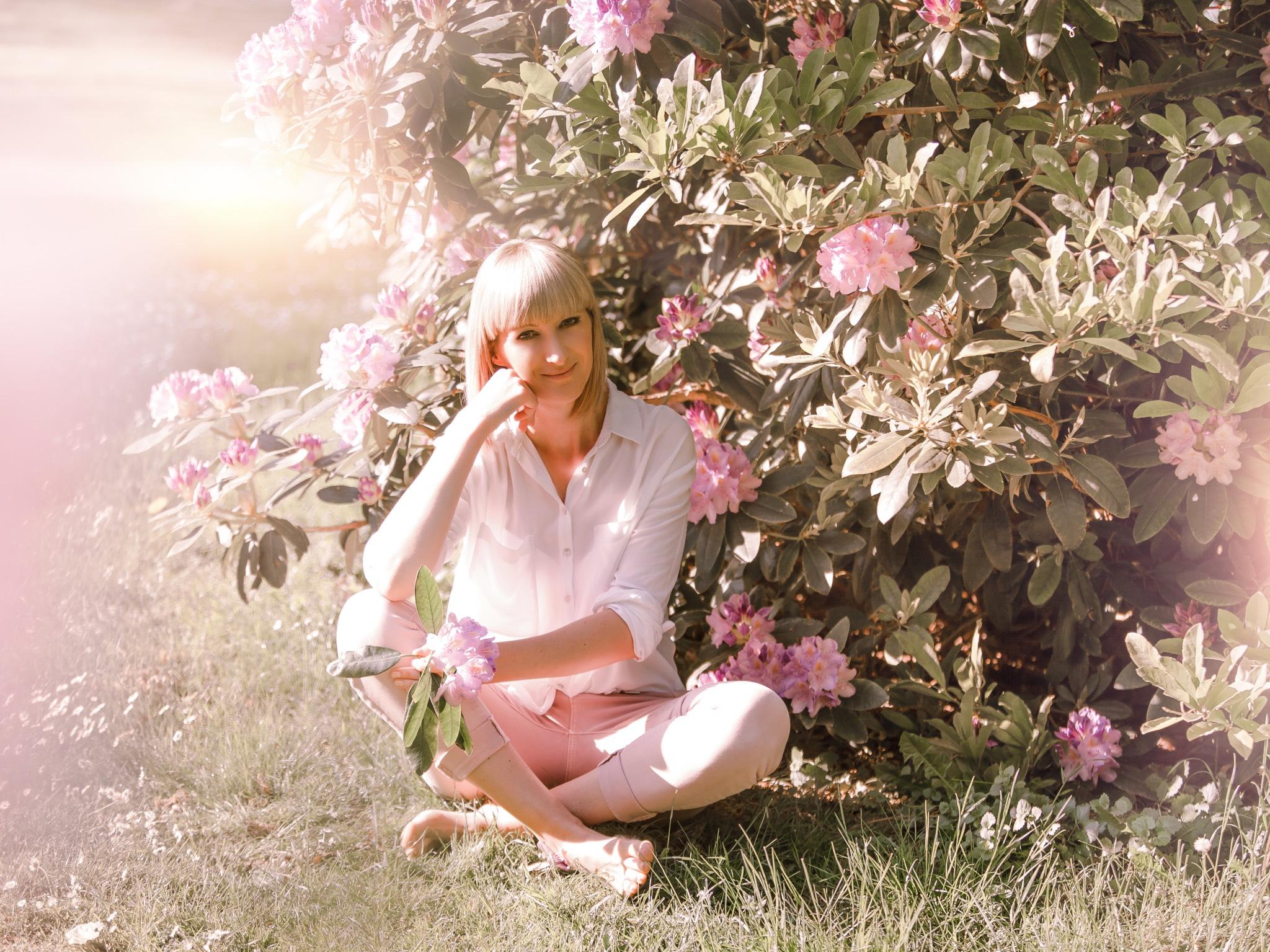 Wo findet Anita wohl ihre Inspiration? Foto: Anita Heilmann