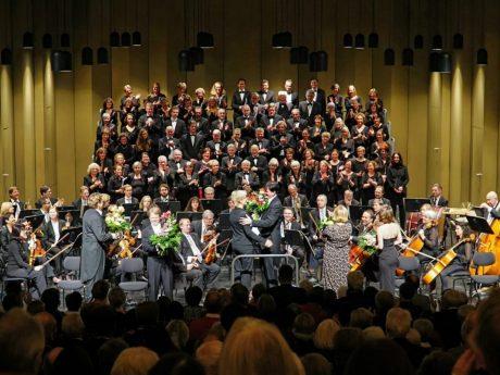 KonzertChor des Liederkranz Schweinfurt. Foto: O. Schramm