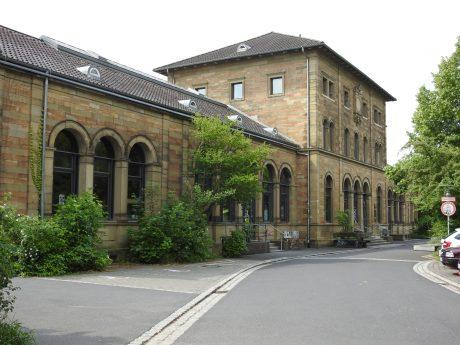 Stattbahnhof in Schweinfurt. Foto: Dirk Flieger