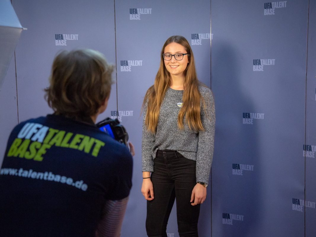 Bei der UFA Talentbase Film- und TV Casting Show werden Talente für Film und Fernsehen gesucht. Foto: UFA Talentbase